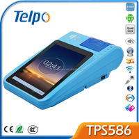 Telpo Hot sale New PAndriod Pos TPS586 POS System Tablet Handheld Mobile Computer Rugged SmartPhone