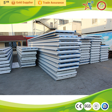 factory supply EPS Sandwich Panel Roofing Both Side with 0.5mm Steel Thickness on sale