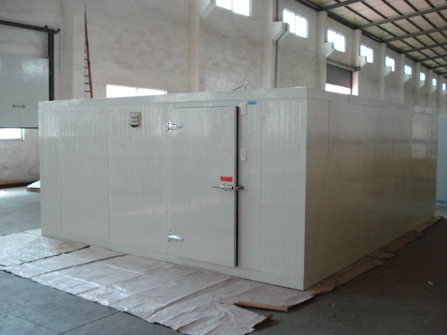 Cold storage machinery for beef cooling