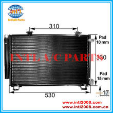 ac condensing unit for TOYOTA YARIS/ECHO 88454-0D020/88460-52020/88460-54020/88450-52170