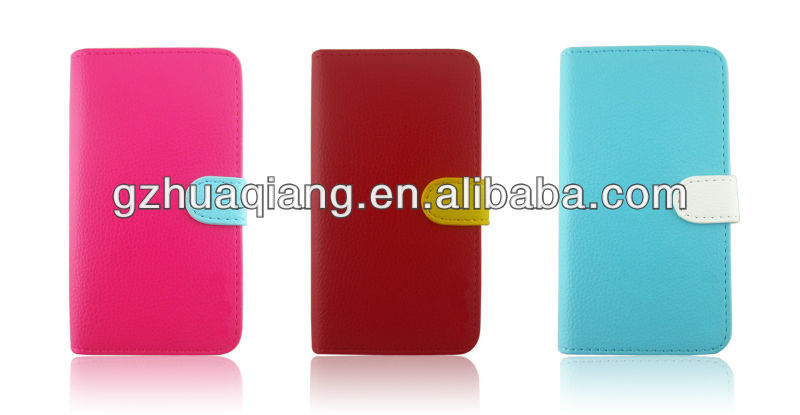 double colors leather case for blackberry Z10,mobile phone case for blackberry,made in China