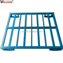 four way entry steel frame pallet lots for sale