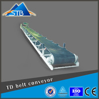Conveyor Belt With Metalluegical Used
