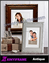 China factory wholesale wood wedding love photo frame