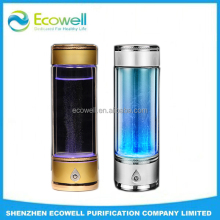2017 new item hot sale SPE/PEM hydrogen water maker with high H2 value
