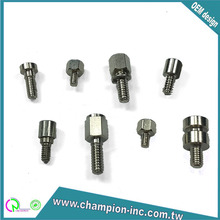 High quality Precision machining fasteners screws cnc machining parts
