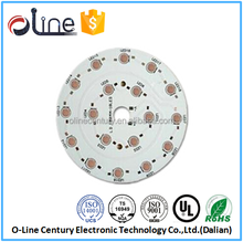 Promotional Round CEM-1 ENIG OSP copper thickness led street light PCB