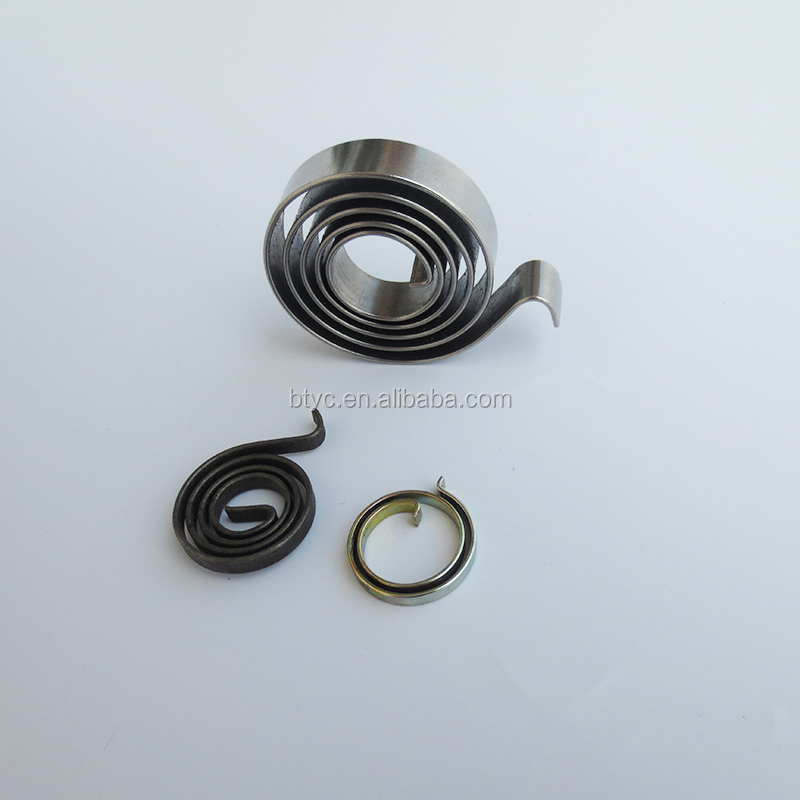 Manufacturer Cable Reel Steel Flat Coil Spiral Clock Spring - Buy ...