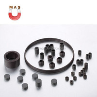 High Quality Ferrite Ring Shaped Permanent Magnets
