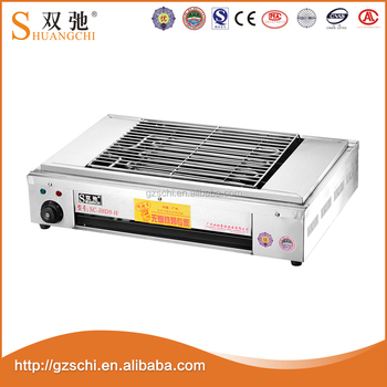 Electric BBQ Grill SC-JHD9-H(With temperature control)