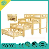 4 layer kindergarten bed OEM kids bed pre-school furniture