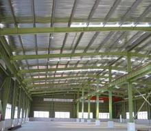 Cost effective solution custom Prefabricated steel structure steel building components