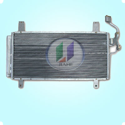 Universal parallel flow air conditioning auto AC condenser for MAZDA6 03-04