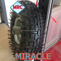 High quality 350-4 rubber tricycle wheels