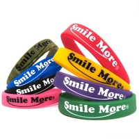 novelty gifts kids toy silicone wristbands