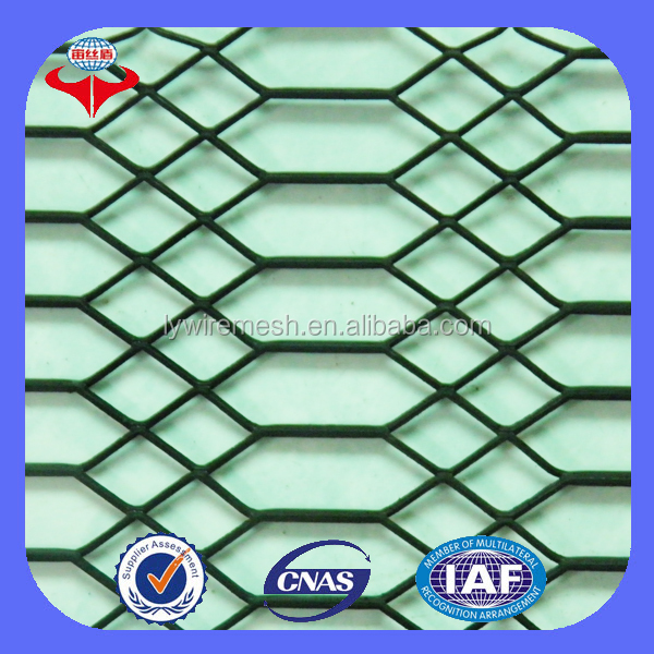 Powder Coating Expanded Metal/Aluminum expanded metal mesh with good quality