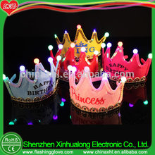 Wholesale Cheap Birthday Girl LED Crown