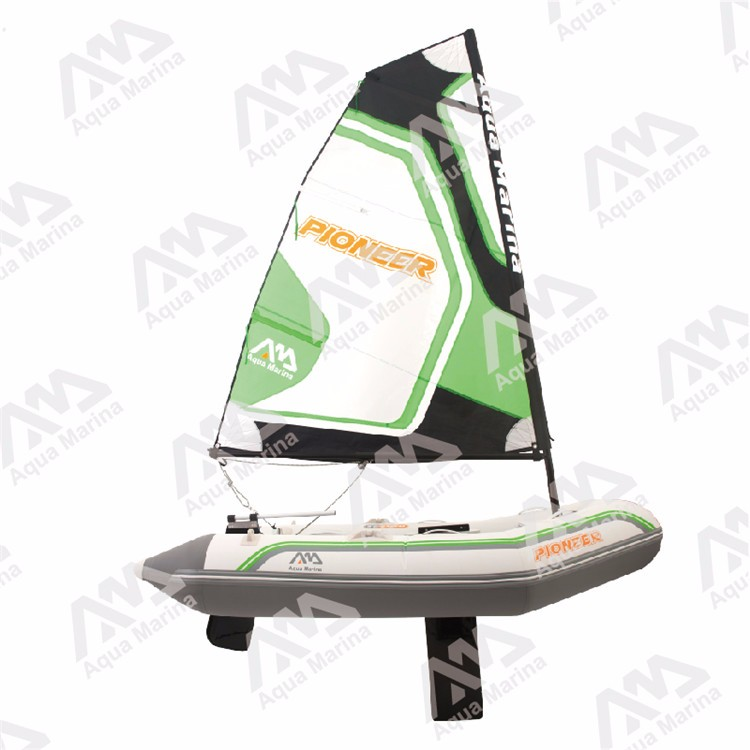 Inflatable OP Sail Boat Optimist Speed boat Pioneer
