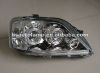 Head lamp for Renault dacia logan, Logan agel eye headlight