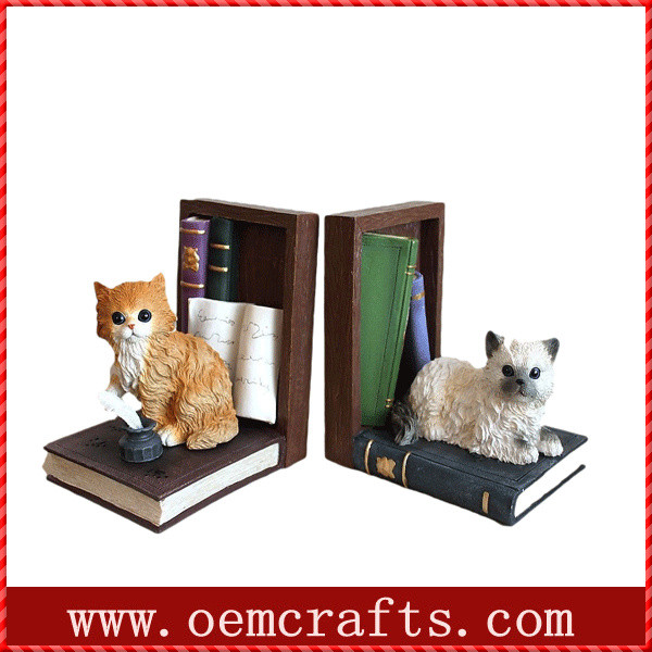 Funny popular handmade Anime book ends for sale