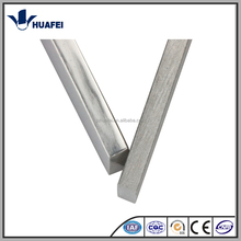 Stainless steel flat rod bar of different sizes
