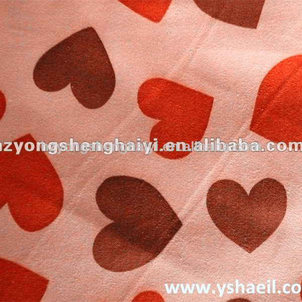100% Polyester Print Suede Fabric for Upholstery Fabric