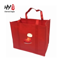 New design nowoven fabric shopping grocery tote bag