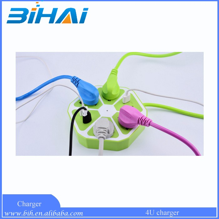Universal Fruit Multi Function Outlet Power Supply Socket