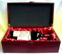 2013 hot sales high quality decorative wooden wine box