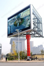 2015 outdoor P10 HD advertising led diaplay/flux led module