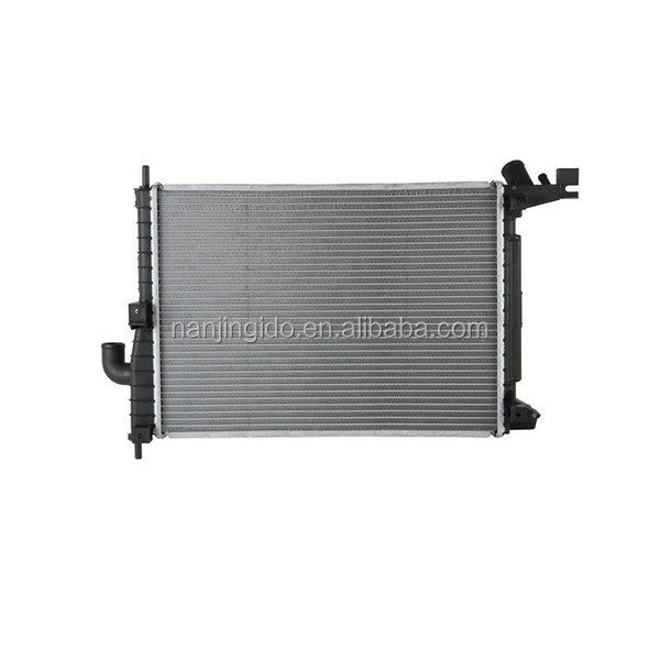 Car aluminum radiator for Vauxhall 1300178