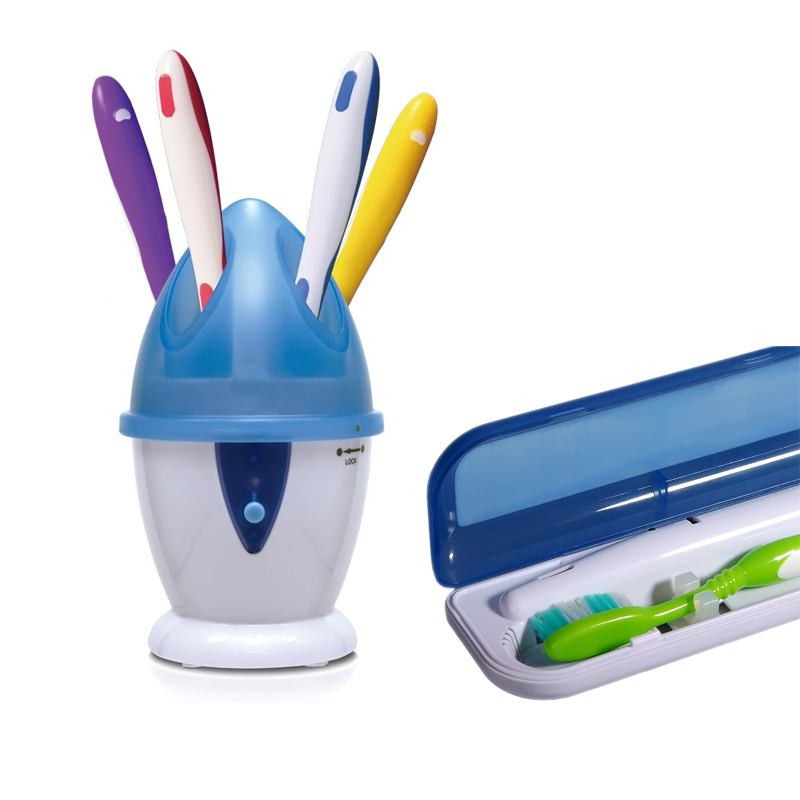 RST2011 UV Toothbrush Sanitizer - Countertop Design
