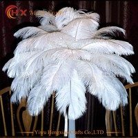 in China Factory Wholesale synthetic ostrich feathers 60-65cm for sale