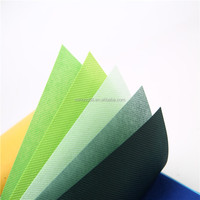 Directly sale many colors 100 pp non woven fabric manufacturer