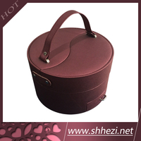 silver plated floral jewelry display box for decoration