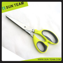 "SK094B 8-1/2"" Professional 5 blades best scissors for cutting paper"