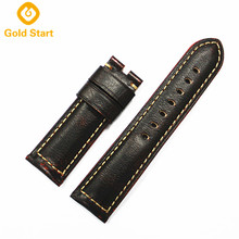 Hotsale Fashion High Quality Integrated Nato Leather Watch Band