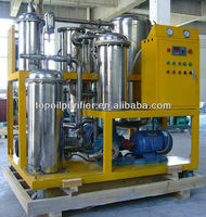 COP series stainless steel vegetable oil processing plant,purification of vegetable oil,frying oil filter system