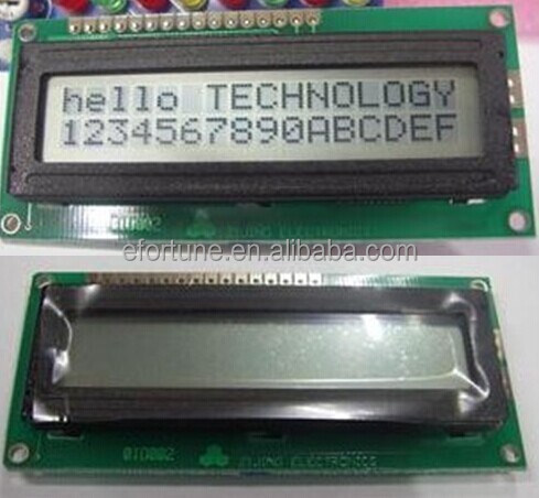 lcd screen without backlight LCD1602