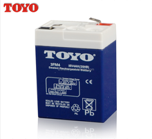 6V4AH storage sealed lead acid exide ups battery