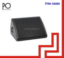po audio 800w monitor tfm-560m universal turbo sound whistle