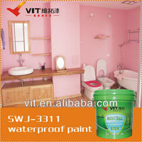 VIT super easy wash waterproof paint