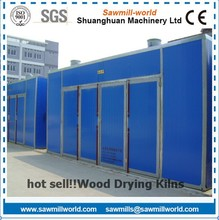 Fast drying for wood drying kiln/auto wood drying chamber
