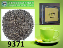 refine chinese extra chunmee green tea 9371for tea importers in russia