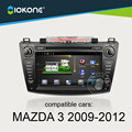 China factory offer high quality high definition Car Radio For Mazda 3 2009 2010 2011 2012