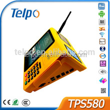 Telpo New Design Hot Sale pos machine with Wifi Bluetooth Printer with Fingerprinter Reader