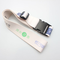 Polyester heat transfer printing luggage belt for travel