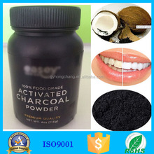 healthy coconut shell powder activated charcoal for teeth whitening