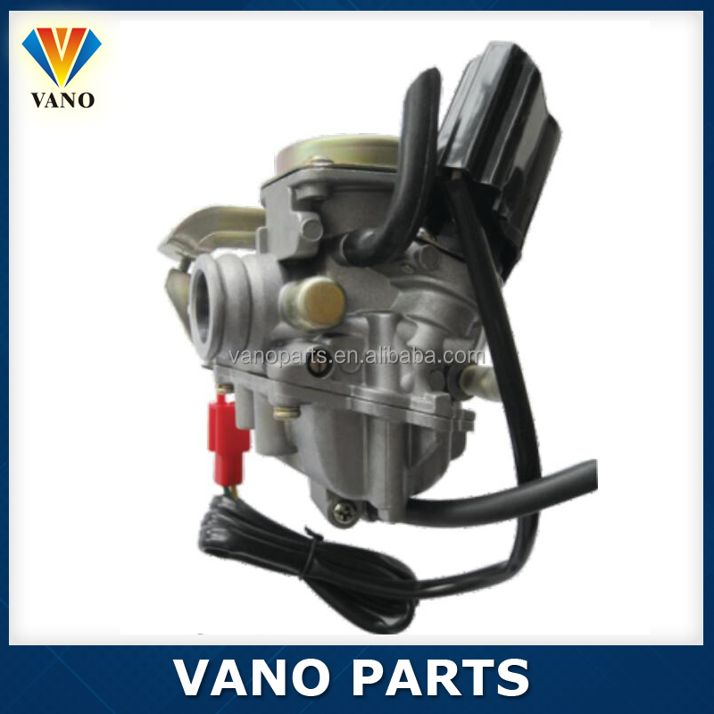 Aluminum alloy motorcycle GY6-80 carburetor