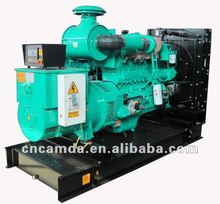 CE and ISO approved good quality diesel electric power generator 300kw